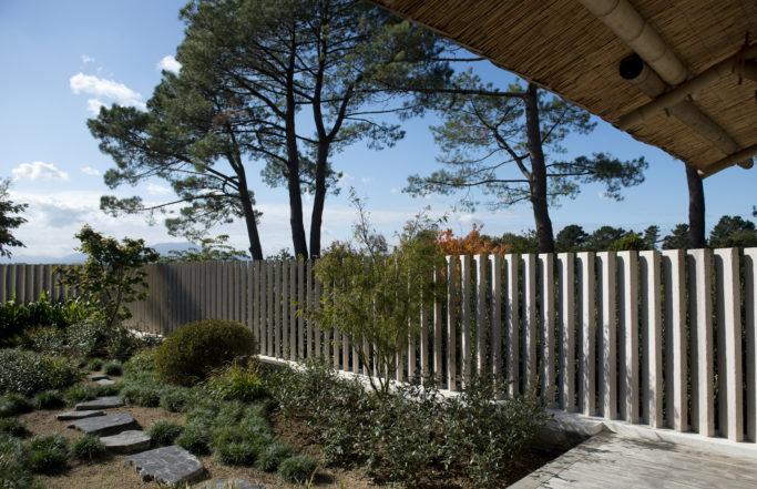 Intimité d'un jardin clos