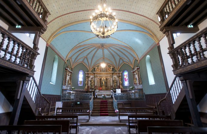 Eglise de Saint Esteben